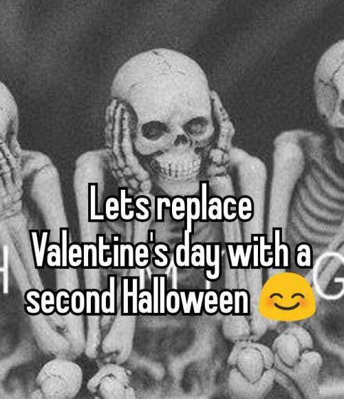 Valentinstag meme für Singles Enkel