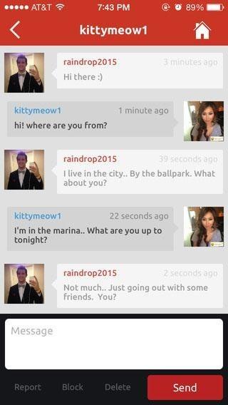 Dating Chat riesigen Schwanz keine Genüssliche