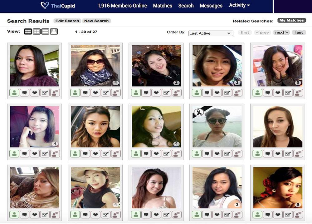 Treffen Sie Thai Frauen Femme