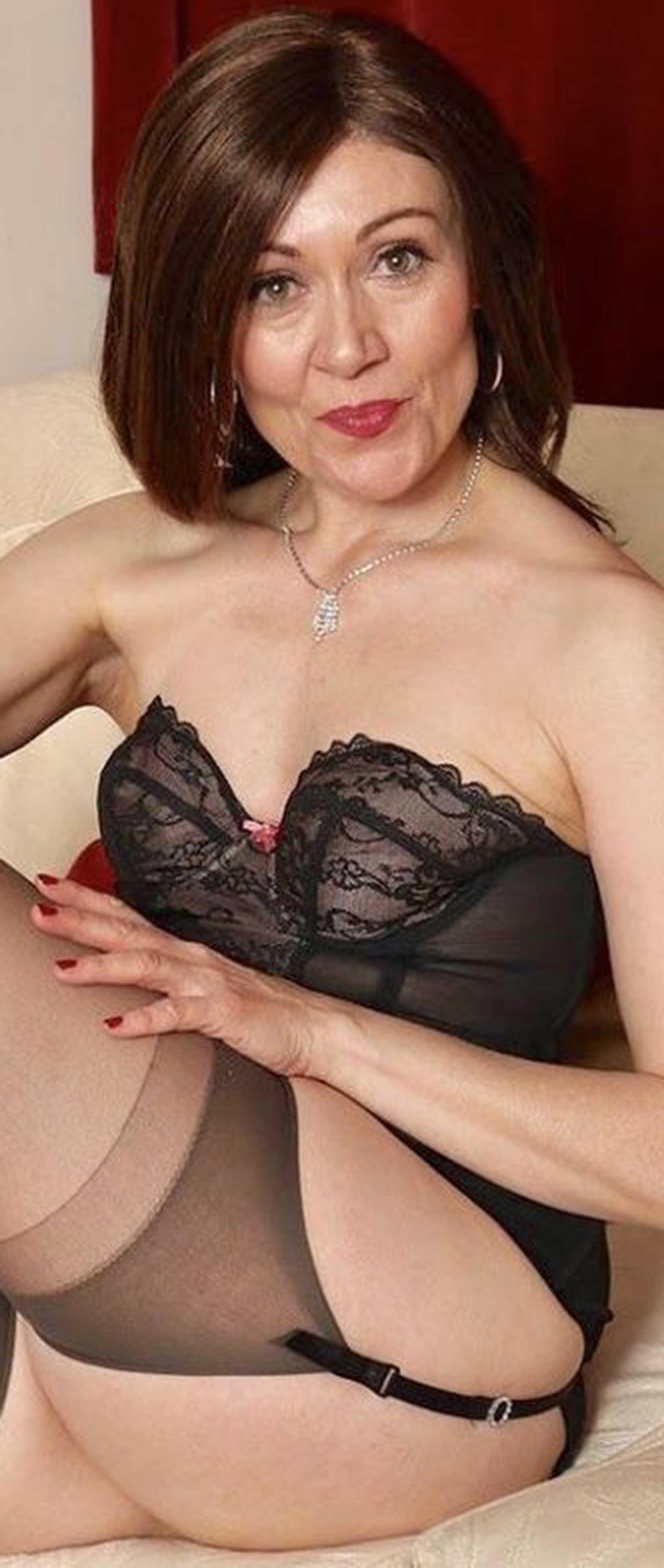 Dating-Apps Skinny schöne Frau Schnecken