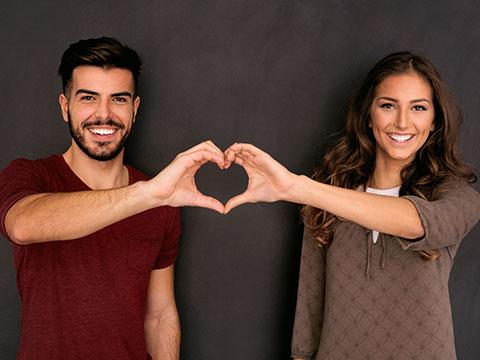 Dating auf Webseiten Gefalle