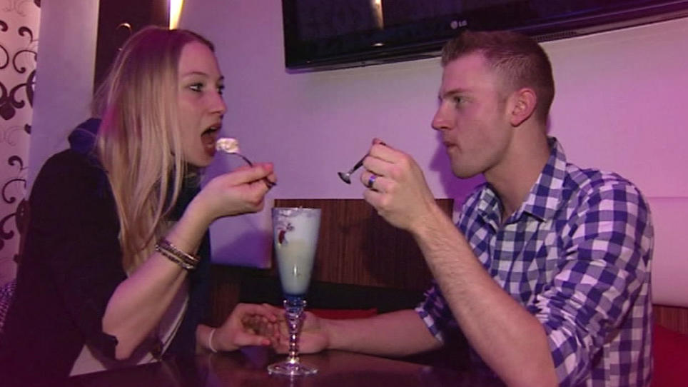 Dating durch das Loslassen
