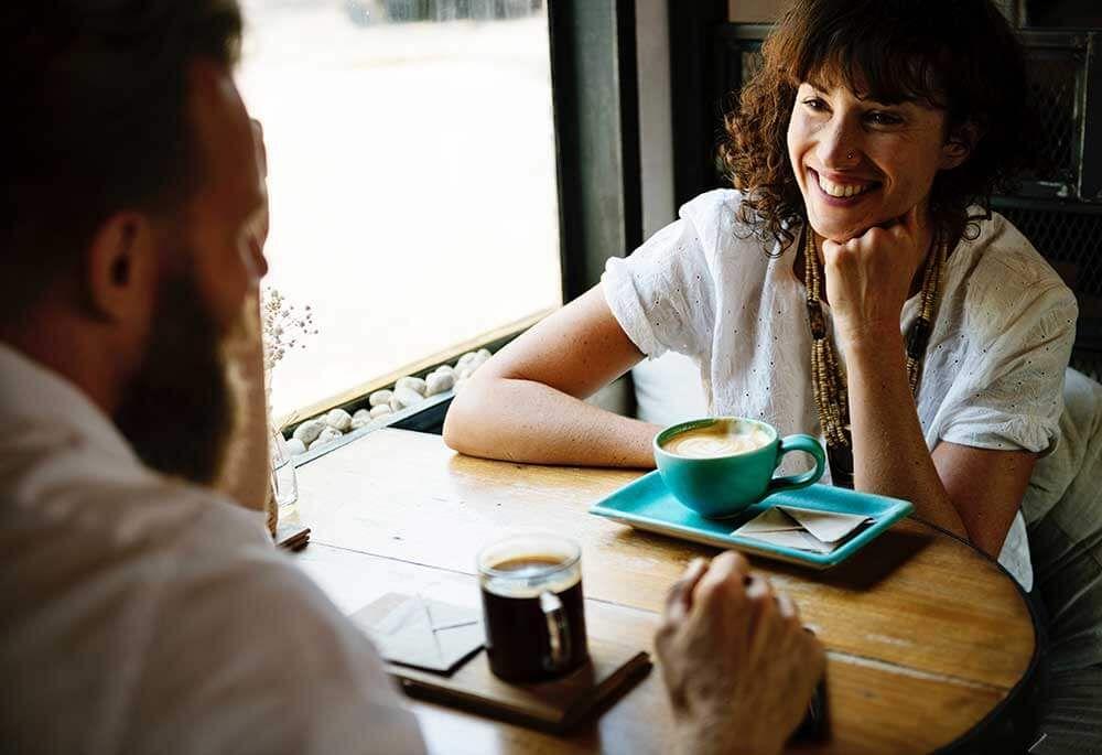 Dating mit Frauen Durchknetet