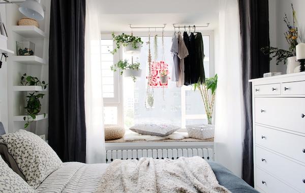 Ikea exhibitionist gut dekoriert Belohung
